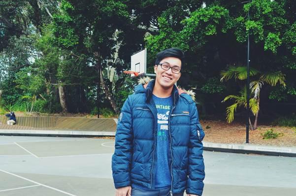 Đào Gia Huy - Sinh viên Du học bán phần tại Đại học Wollongong.