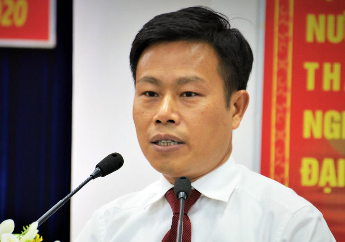 Thứ trưởng Bộ Lao động làm Phó bí thư Cà Mau