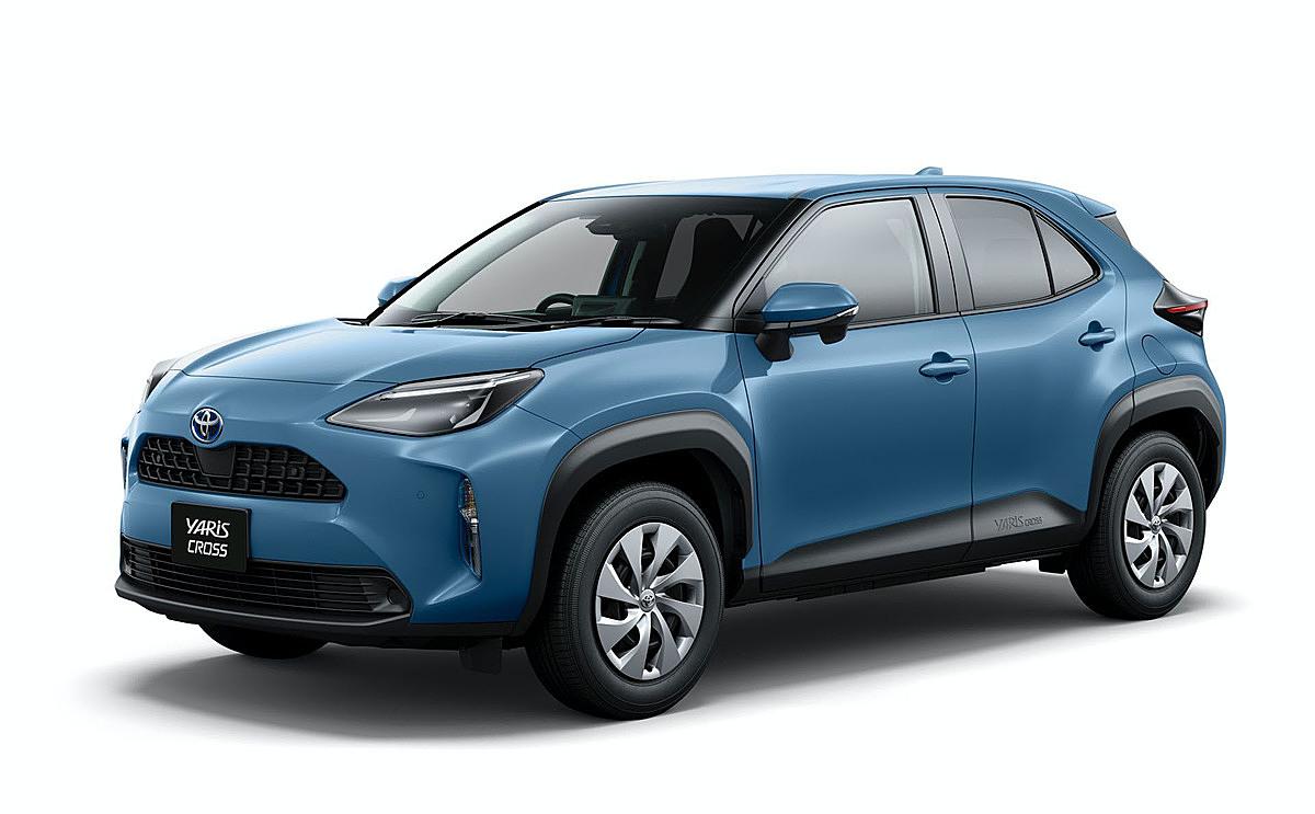 Yaris Cross công bố giá bán tại Nhật Bản. Ảnh: Toyota