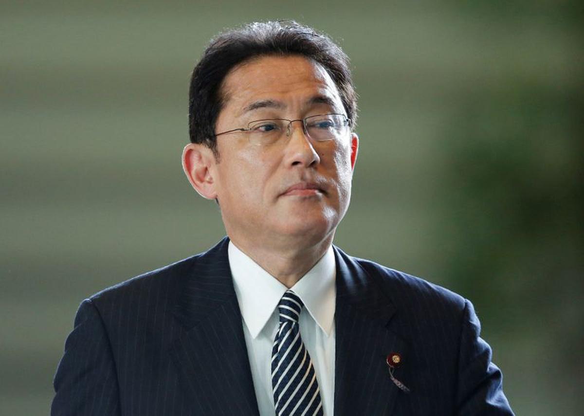 Cựu ngoại trưởng Nhật Fumio Kishida tại Tokyo hồi tháng 8/2017. Ảnh: Reuters.