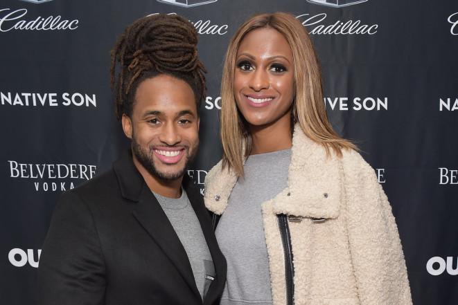Palmer và vợ mới. Ảnh: New York Post