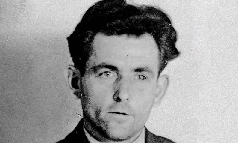 Georg Elser tại Munich, Đức, vào tháng 11/1939. Ảnh: Wikimedia Commons.