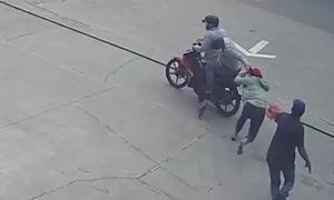 Nhân chứng kể lại cảnh vây bắt nhóm giật dây chuyền