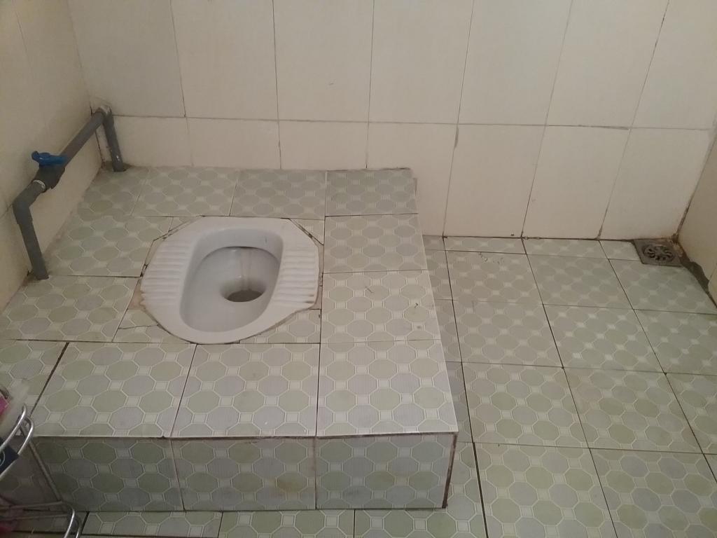 Ý định phòng tắm 6m2 - 2