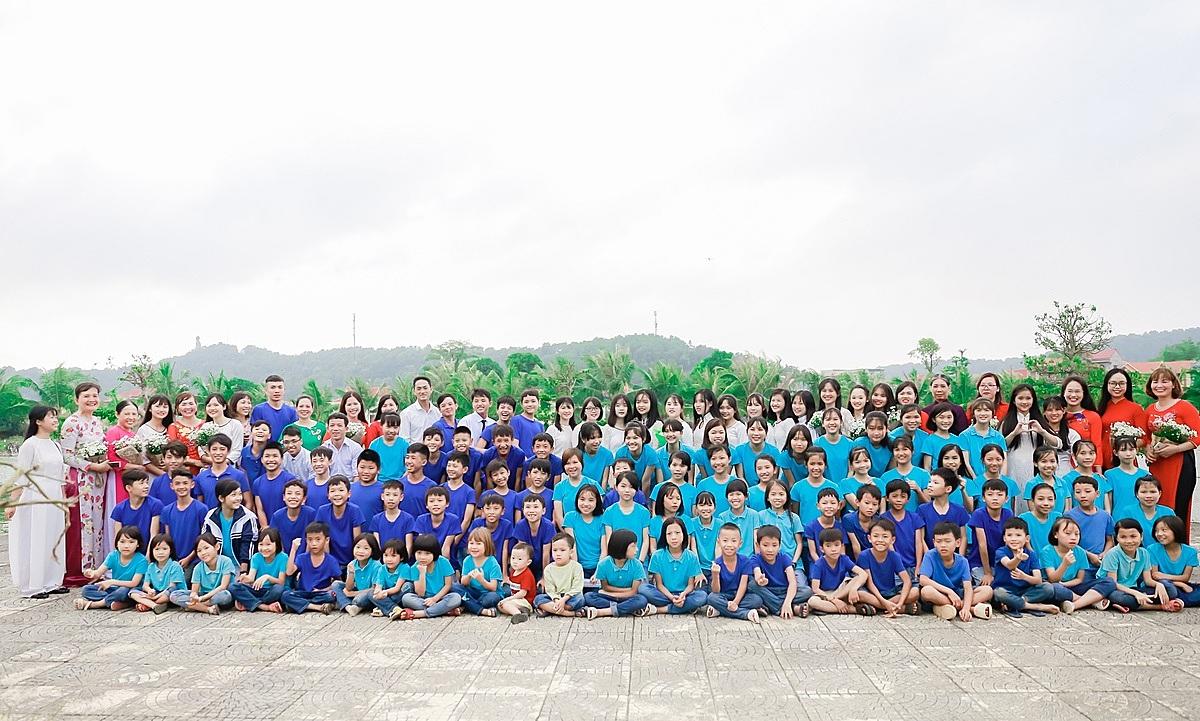 Mái nhà Phật Tích đã nuôi dưỡng và chắp cánh ước mơ cho gần 300 trẻ em có hoàn cảnh đặc biệt.