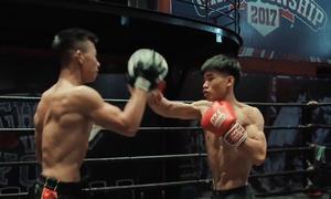 Chàng trai trở thành võ sĩ MMA để bố mẹ hãnh diện