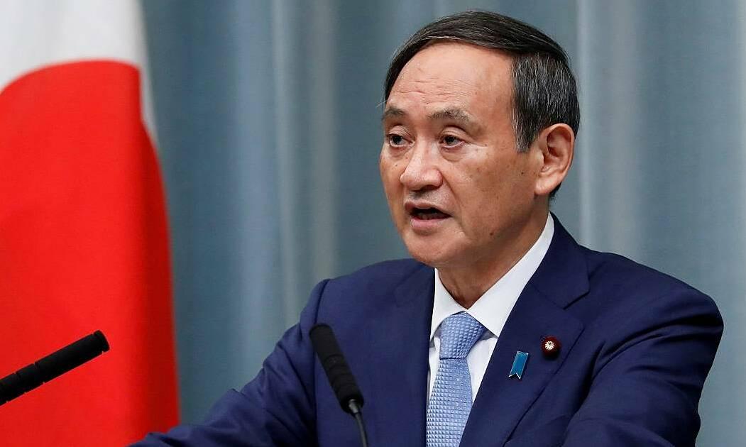 Chánh văn phòng Nội các Nhật Bản Yoshihide Suga phát biểu tại Tokyo, ngày 11/9/2019. Ảnh: Reuters.