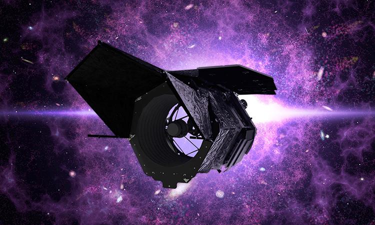 Kính viễn vọng Roman có trường quan sát rộng gấp 100 lần kính Hubble. Ảnh: Scitech Daily.