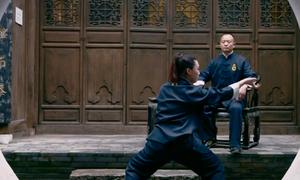 Môn võ dùng lực vai để tấn công
