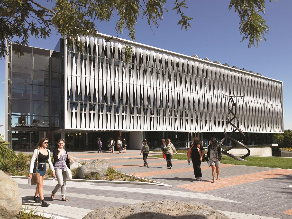 Đại học Waikato, Thành phố Hamilton, New Zealand.