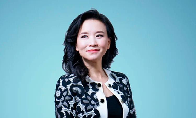 Nhà báo Australia Cheng Lei. Ảnh: CGTN.