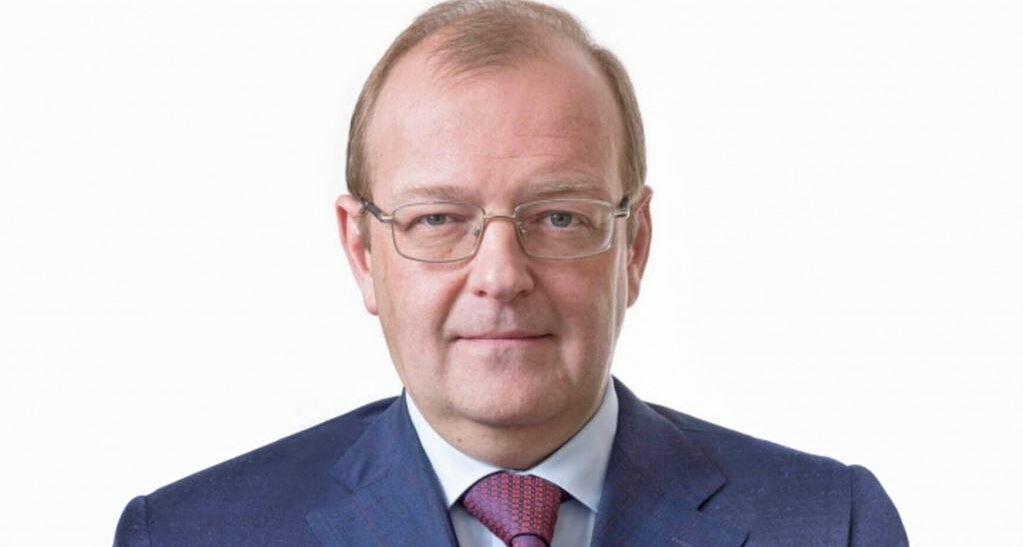 Thứ trưởng Năng lượng Nga Anatoly Tikhonov. Ảnh: Rferl.