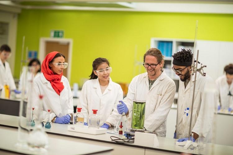 Sinh viên các trường đại học Vương quốc Anh được đánh giá cao về năng lực làm việc sau khi tốt nghiệp.