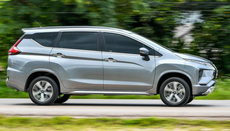 Mitsubishi Xpander, MPV bán chạy nhất tại Thái Lan. Ảnh: Headlight Magazine