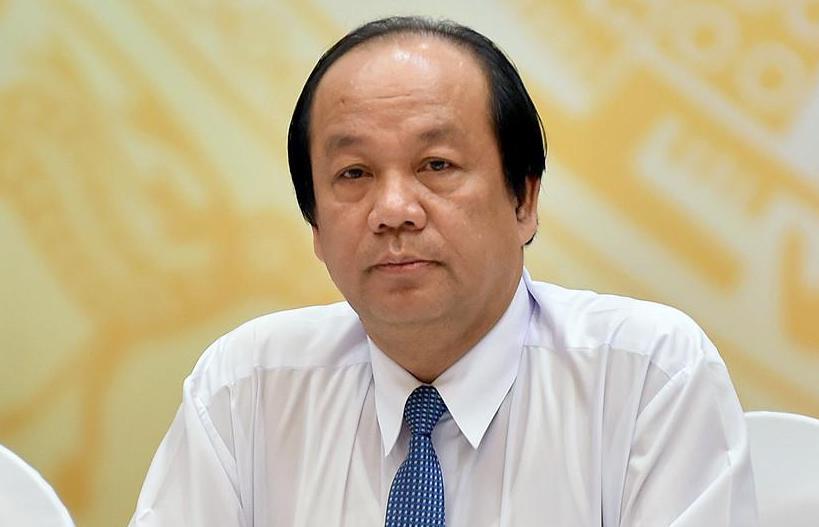 Ông Mai Tiến Dũng, Bộ trưởng, Chủ nhiệm Văn phòng Chính phủ. Ảnh: VGP