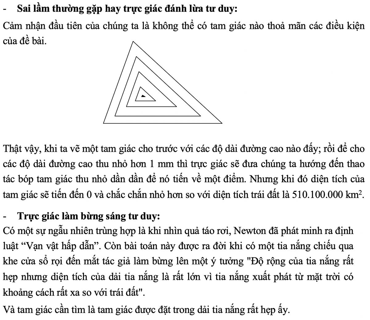 Đáp án bài toán Việt trên báo Anh