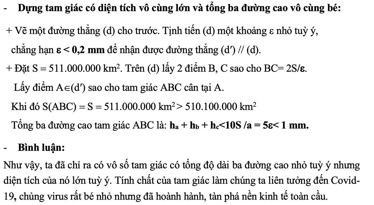 Đáp án bài toán Việt trên báo Anh - 8