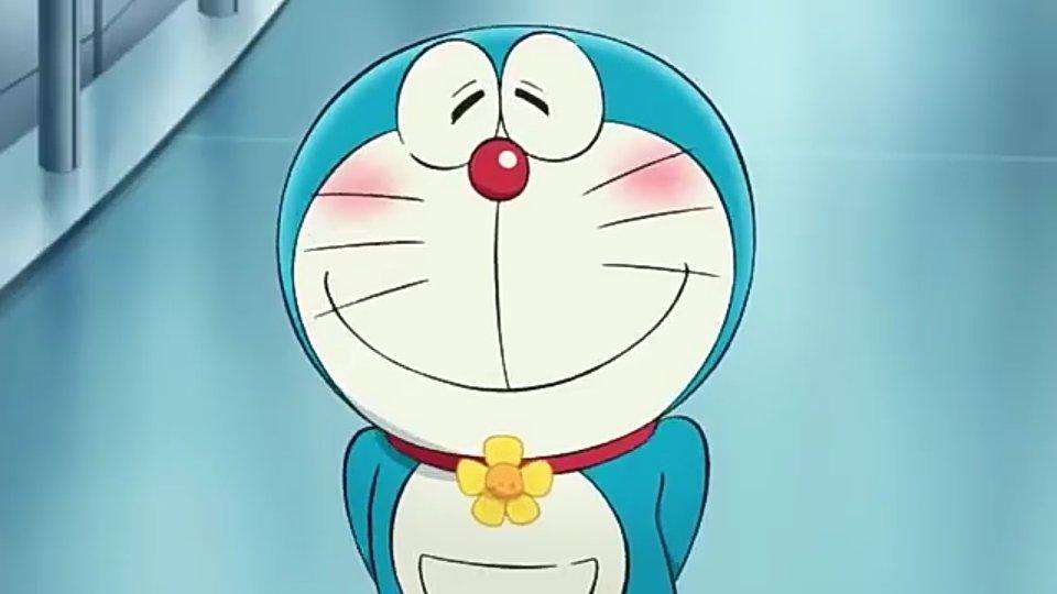 Lúc mới ra lò, Doraemon màu gì?