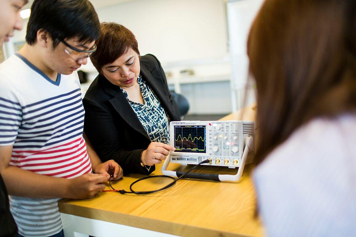 Sinh viên Công nghệ thông tin tại RMIT được đào tạo nhiều kiến thức cập nhật và thực tế.