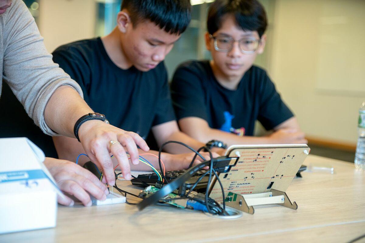 Sinh viên RMIT được học tập trong môi trường hiện đại, giàu tính thực tế.