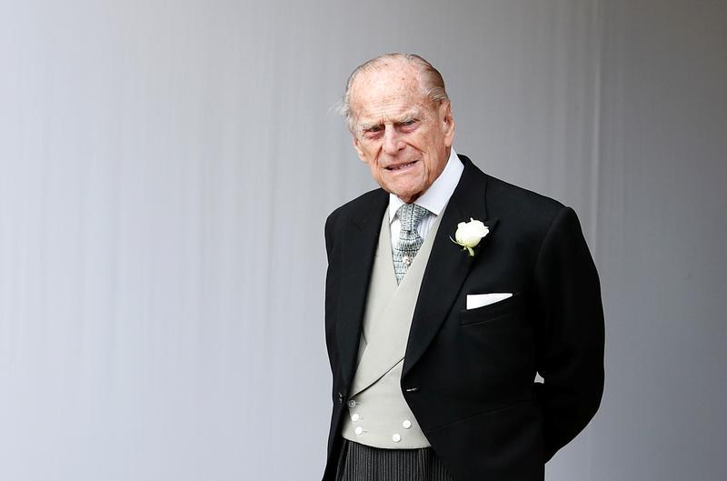 Hoàng thân Philip tại một sự kiện ở lâu đài Windsor, gần London, Anh, tháng 10/2018. Ảnh: Reuters.
