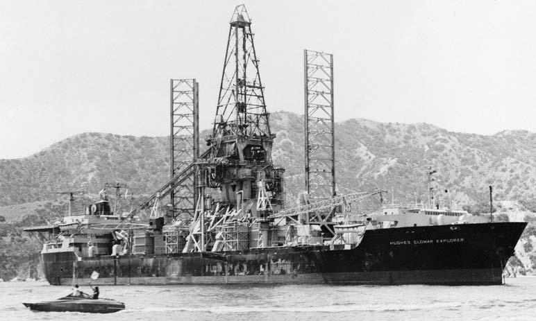 Dự án tuyệt mật giúp CIA vớt tàu ngầm Liên Xô năm 1974