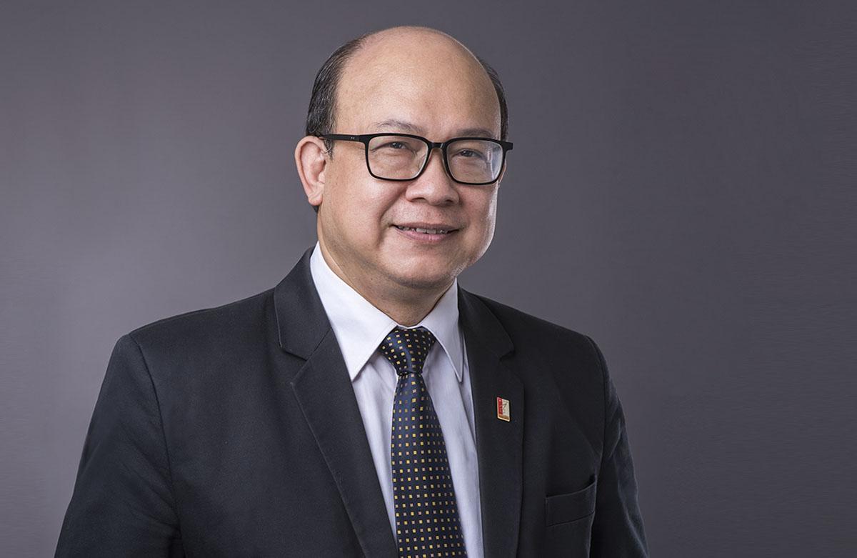 PGS Huỳnh Quyết Thắng là hiệu trưởng thứ 13 của Đại học Bách khoa Hà Nội. Ảnh: HUST.