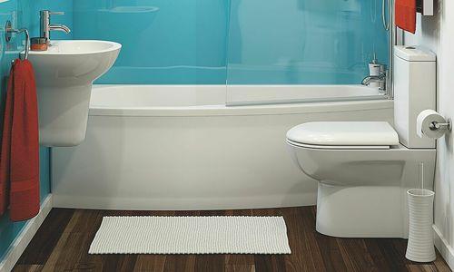 'Phòng tắm trong mơ' - nơi thư giãn, tái tạo năng lượng sống