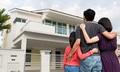 Thu nhập tăng gần gấp đôi sau khi vay ngân hàng mua nhà