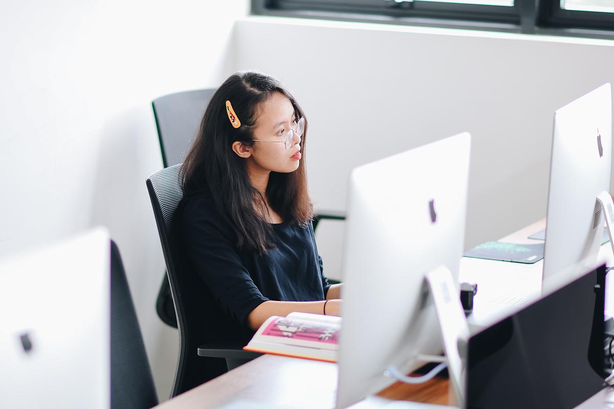 Các phòng học chức năng tại BUV như phòng studio, phòng digital lab là điểm đến thân thuộc của sinh viên CCP như Ngọc
