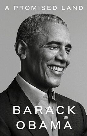 Bìa cuốn hồi ký A Promised Land của Obama. Ảnh: Penguin Random House.