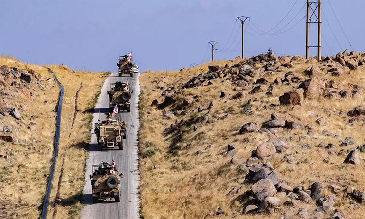 Mỹ điều quân tăng viện tại Syria