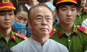 Cựu Phó chủ tịch TP HCM cùng 4 đồng phạm lĩnh án tù