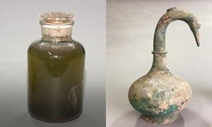Rượu thuốc 2.000 năm trong mộ cổ Trung Quốc