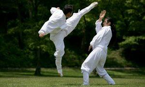 Môn võ được coi là thủy tổ của Taekwondo