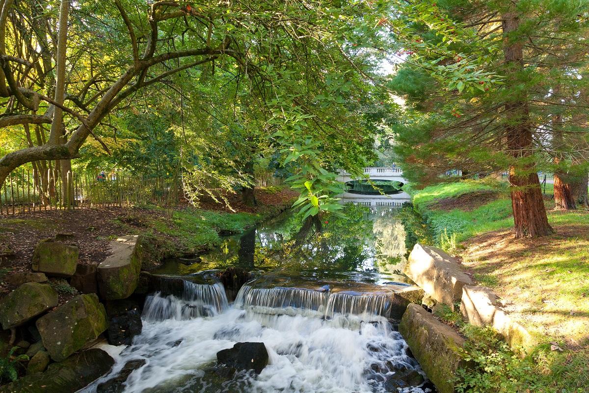 Người dân xứ Wales coi trọng và gần gũi với thiên nhiên.