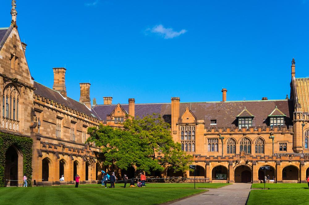 Đại học Sydney, Australia. Ảnh: Shutterstock