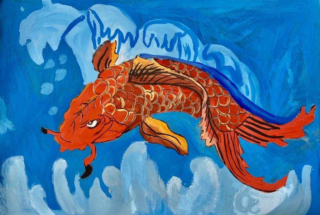 Con ước mơ loài vật được bảo tồn và sống tự do - 2