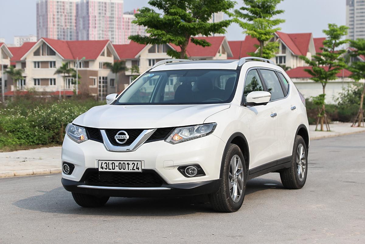 Nissan X-Trail - mẫu crossover được đánh giá cao nhưng doanh số thấp. Ảnh: Đức Huy