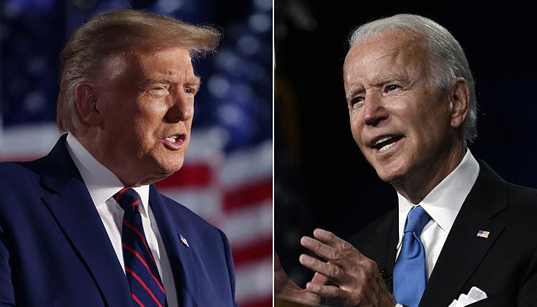 Trump - Biden ôn luyện cho cuộc so găng