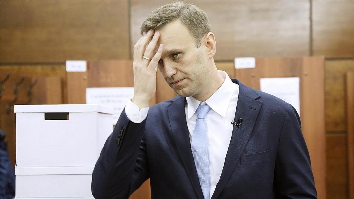 Alexei Navalny, lãnh đạo đảng đối lập Nga. Ảnh: TASS