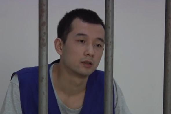 Trần Chí Dương. Ảnh: CCTV.
