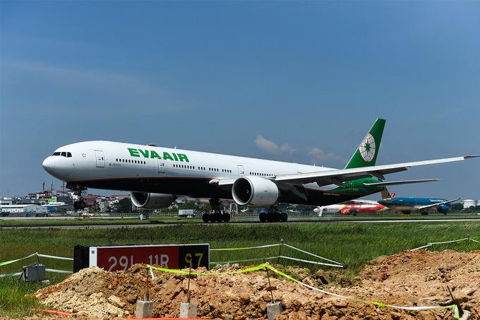 Sân bay Nội Bài đang được đề xuất điều chỉnh quy hoạch lên 100 triệu hành khách/năm đến 2020. Ảnh: Giang Huy.