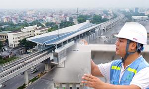 Lắp hệ thống tín hiệu chạy tàu Nhổn - ga Hà Nội
