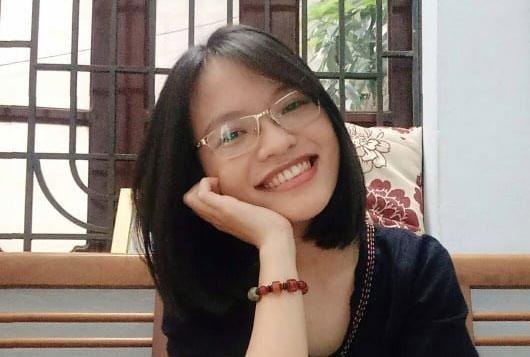 Phạm Khánh Linh thành thạo tiếng Anh, Pháp và Nhật. Ảnh: Nhân vật cung cấp.