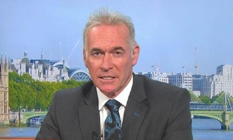 Bác sĩ Jones trong chương trình Good Morning Britain sáng 2/10. Ảnh: ITV.