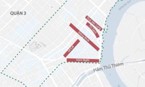 5 tuyến đường ở Sài Gòn được đề xuất làm phố đi bộ