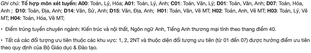 Đại học Hàng hải Việt Nam lấy điểm trúng tuyển từ 14 - 4