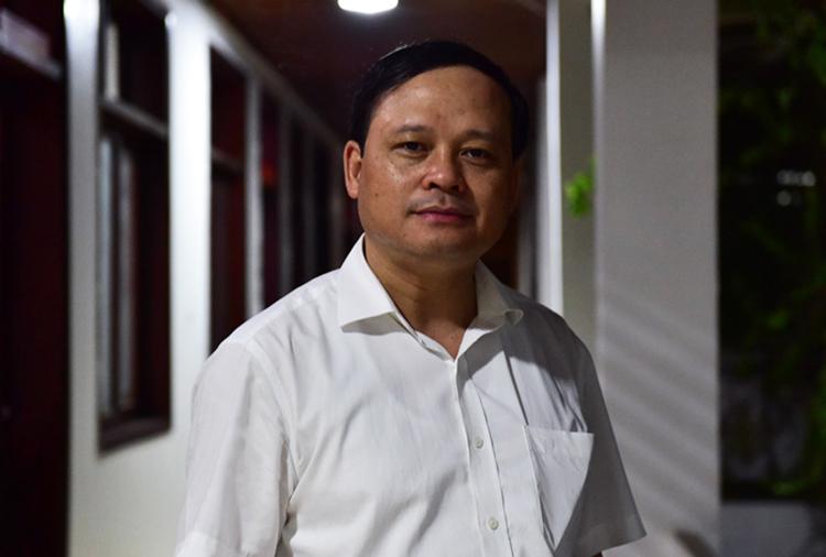 Ông Nguyễn Mạnh Tuấn, Chánh Văn phòng Tỉnh ủy Tuyên Quang. Ảnh: Thèn Hương