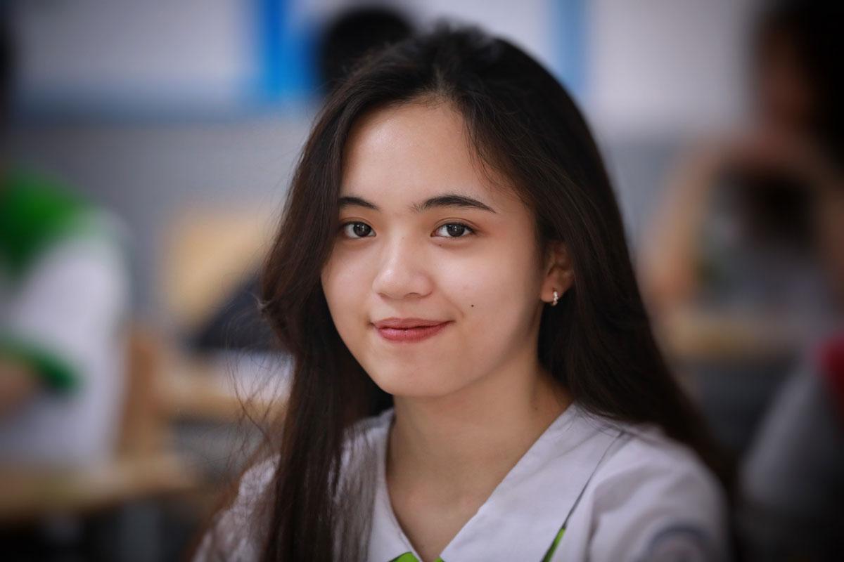 Thí sinh TP HCM tham dự kỳ thi tốt nghiệp THPT 2020. Ảnh: Hữu Khoa